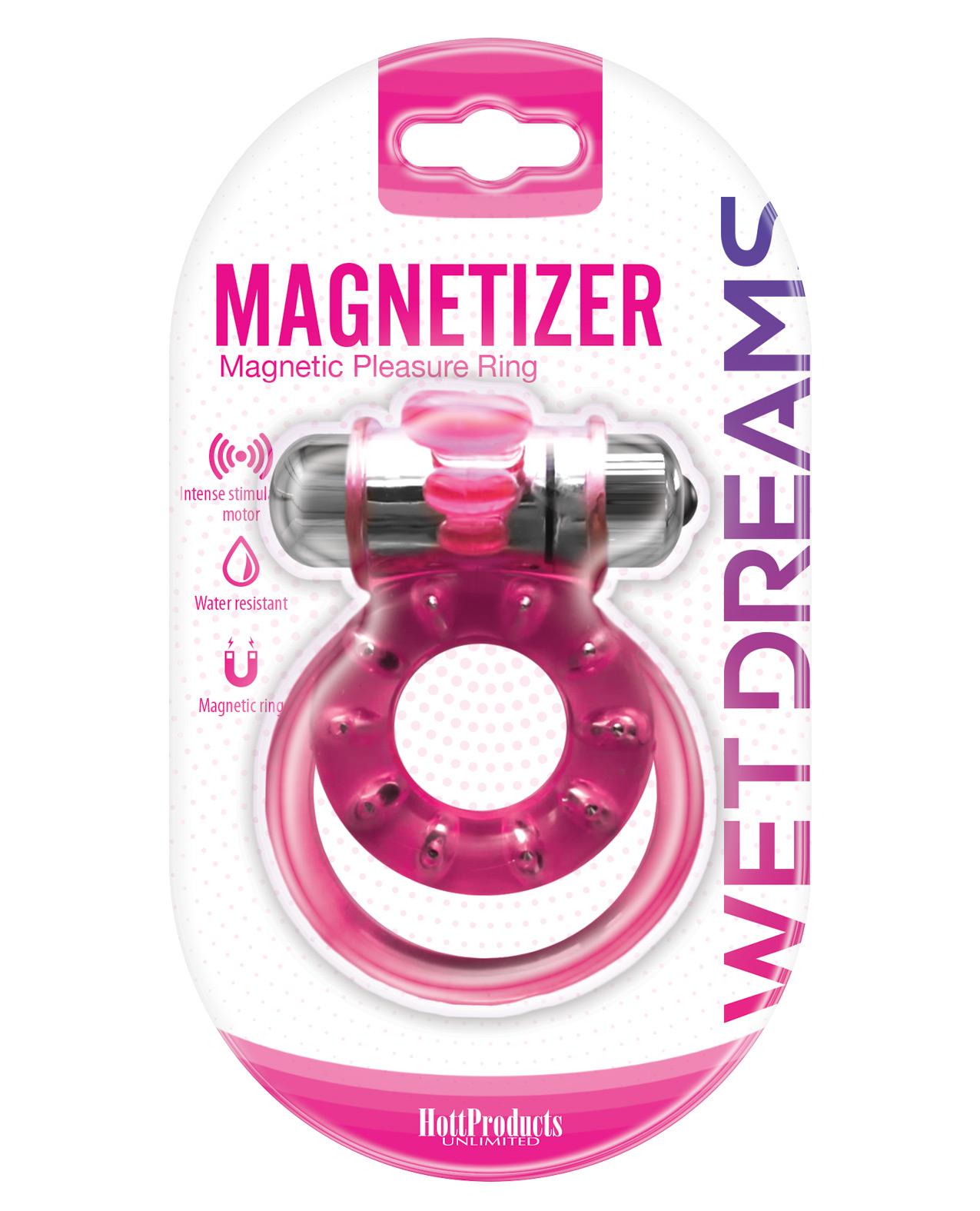Elegant Magnetic Penis Ring With Stunning Craftsmanship